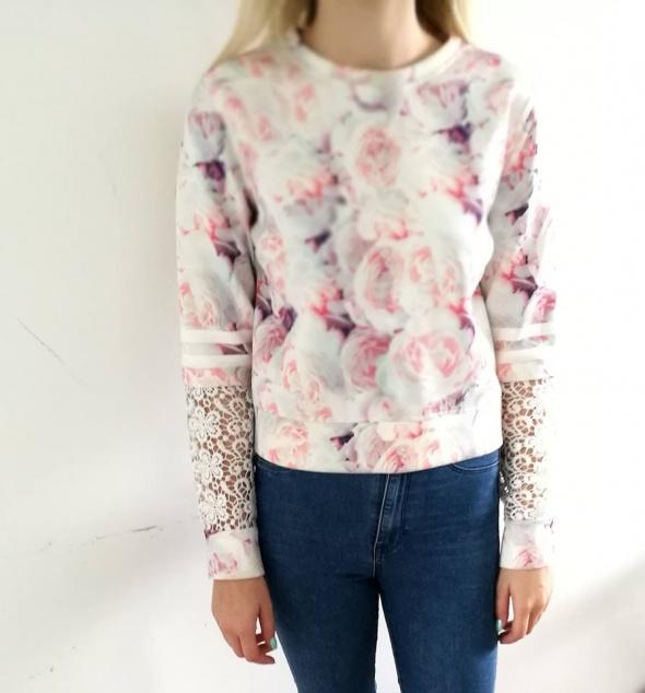 Jasna bluzka Floral 36 Tally Weijl...