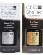 CND Shellac baza i top...