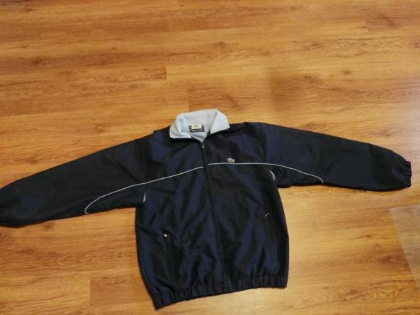 Bluza męska lacoste czarna