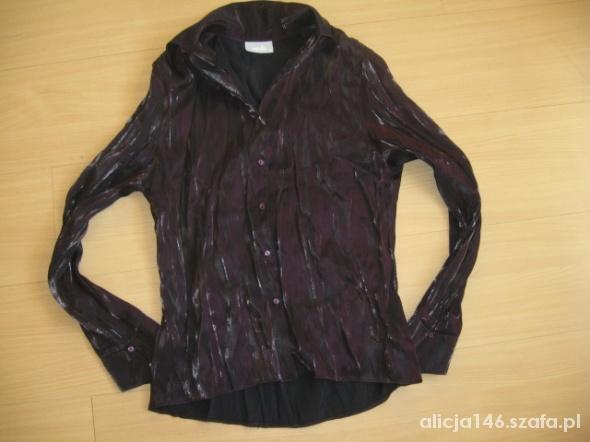 Wallis elegancka bluzka burgund 42...