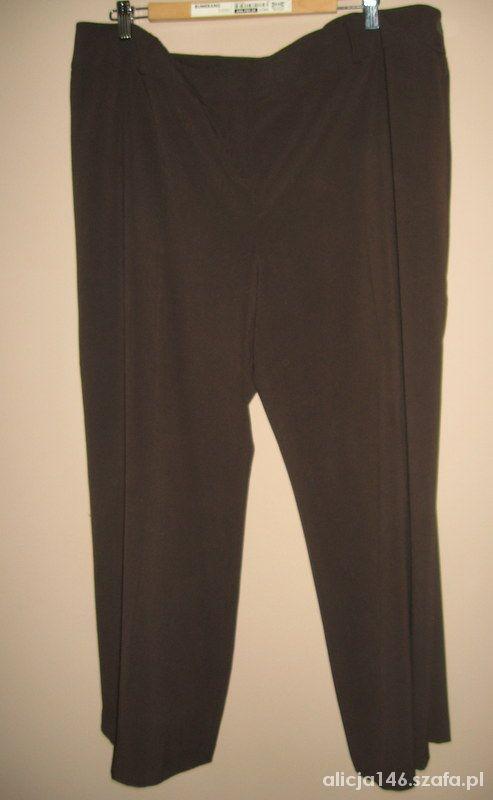 J Taylor spodnie plus size rozmiar 50 XXXL...