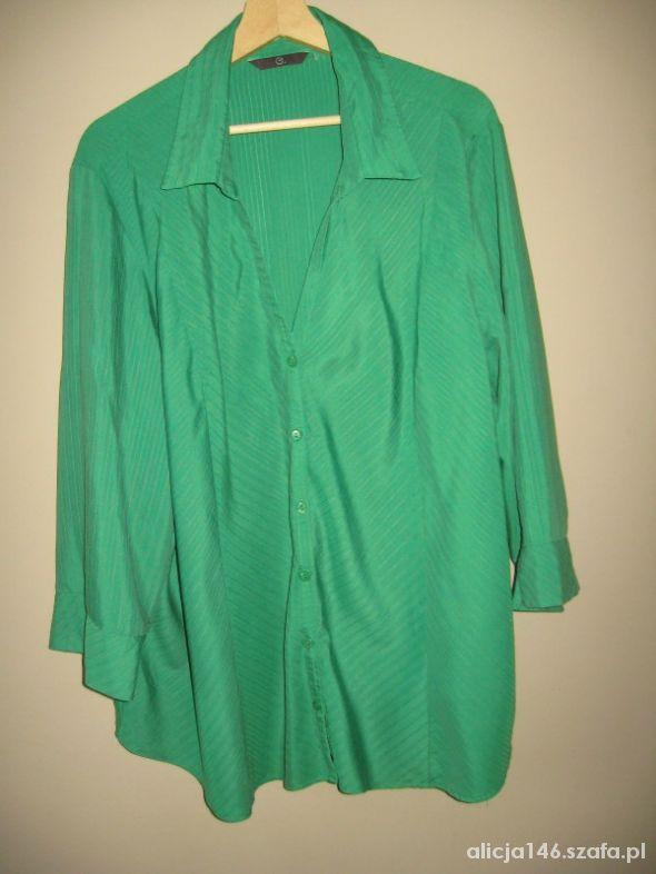 Evie bluzka plus size 58 XXXL...