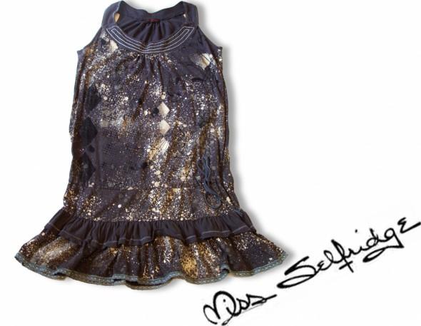 Sukienka tunika Miss Selfridge cena z przesyłką...