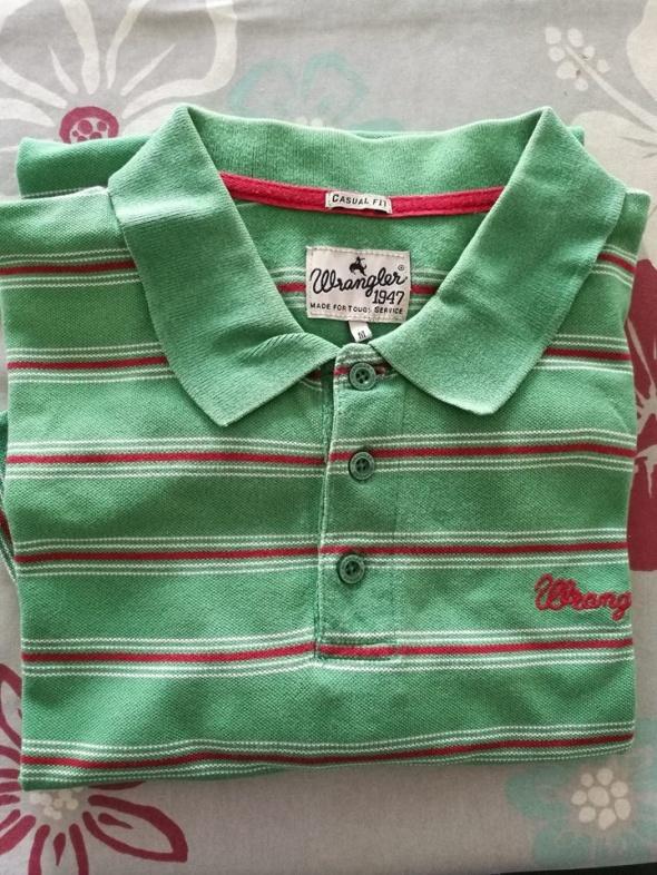 Męska koszulka Polo Wrangler...