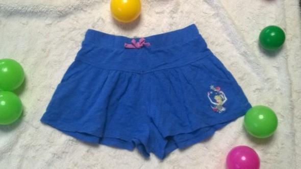 r 122 Spodenki ala spódnico spodnie Disney Elsa KrainA Lodu...