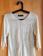 Pleciona bluzka vintage hippi TCM 40 42...