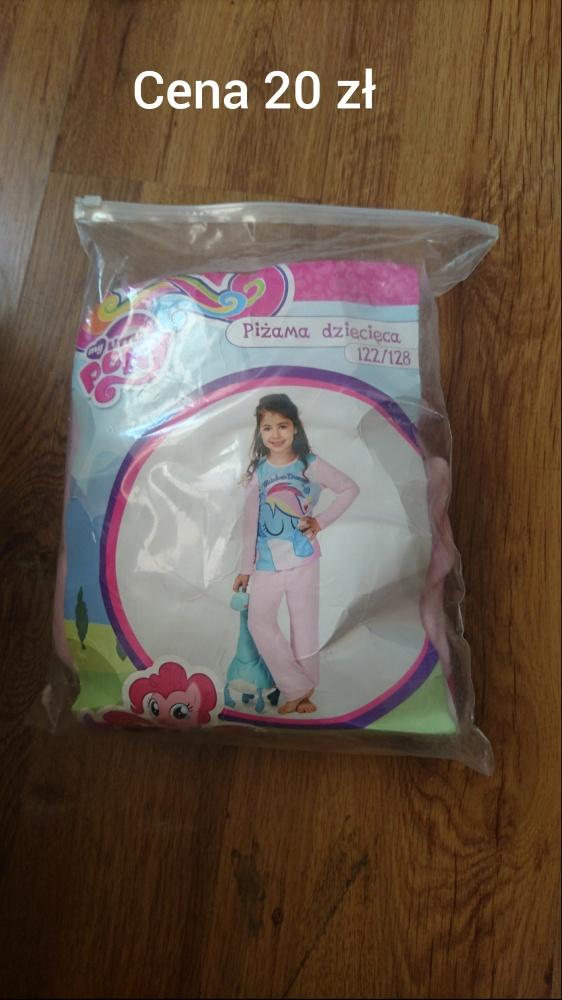 Piżamki piżama pony