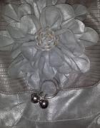 listonoszka kwiatek grafit