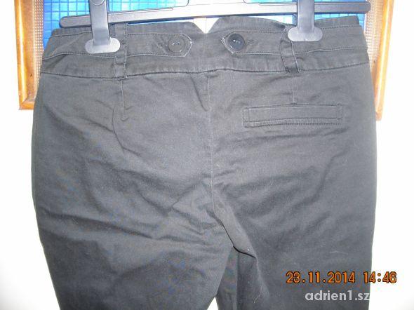 Czarne spodnie 38 PROMOD...