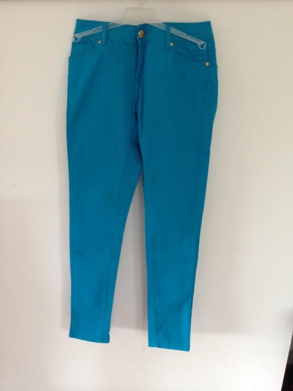 Niebieskie spodnie atmosphere s...