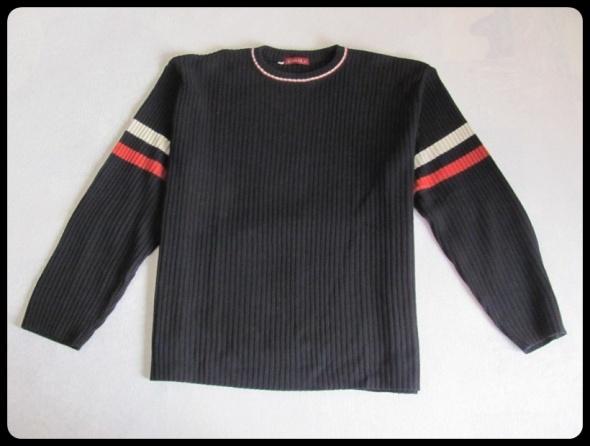 Sweter męski XL na zimę ciepły