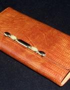 nowy elegancki portfel
