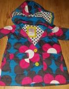 kolorowa kurteczka dla dziewczynki...