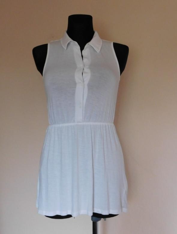 Topshop biała sukienka mini 36...