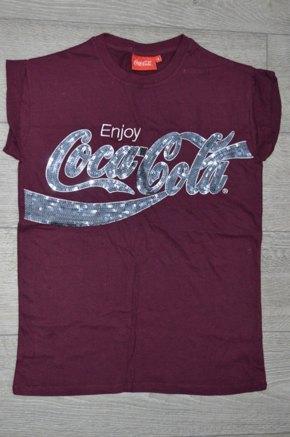 Bluzka Coca Cola rozm XS S...