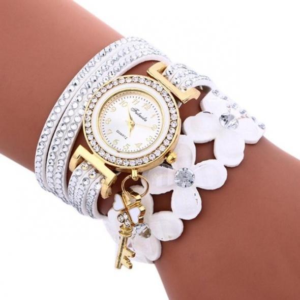 Elegancki zegarek kwarcowy
