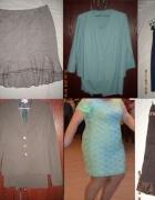 Spodnie koszula bluzka garsonka buty emu kurtka sweter 42 44 46...