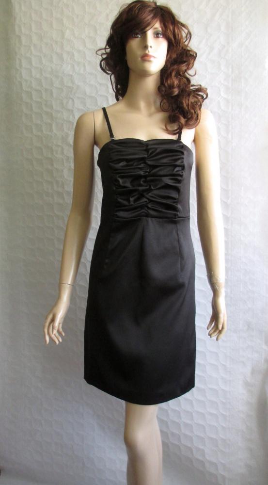 Numph czarna wizytowa sukienka 38...