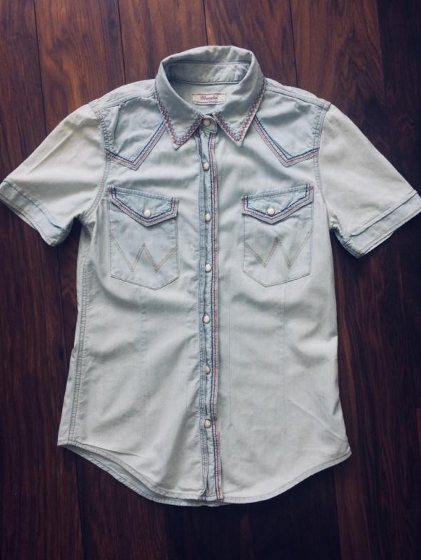 Koszula dżinsowa Wrangler...