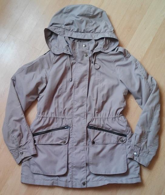 parka kurtka płaszcz Vero Moda 40 L zip kieszenie...