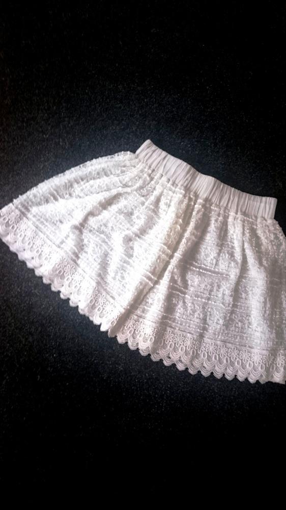Spódnice koronkowa spódniczka S Calzedonia