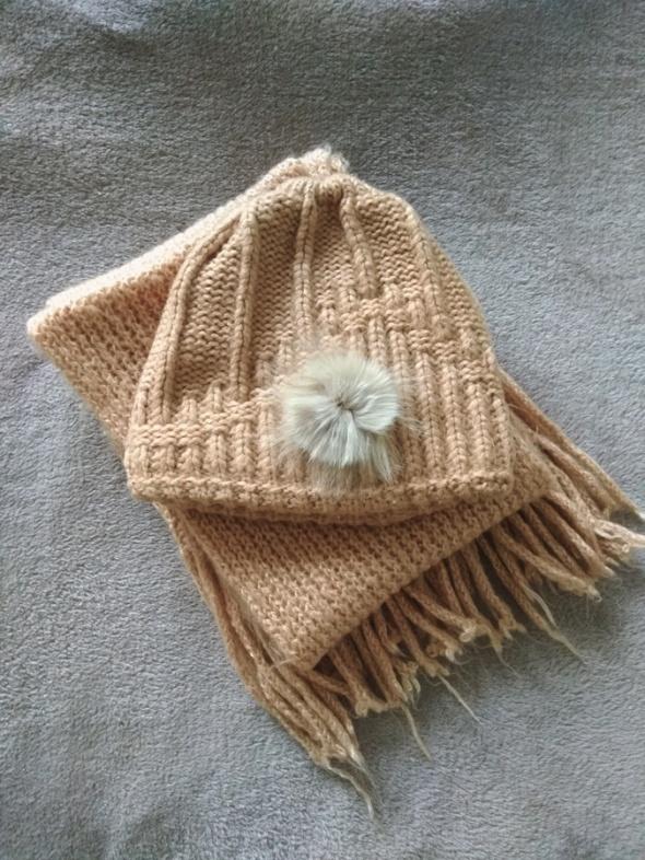 komplet czapka szalik