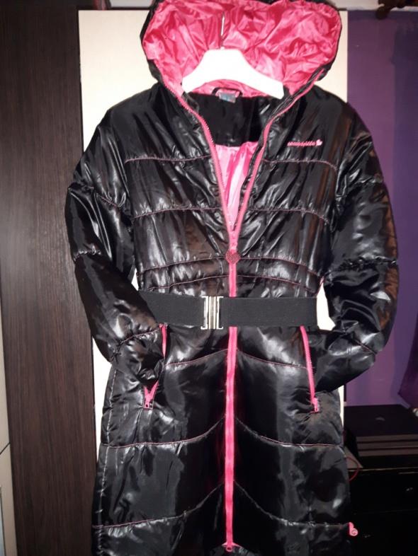 89fc6458a6d47 plaszcz czarny puchowy kurtka Coccodrillo w Odzież wierzchnia - Szafa.pl