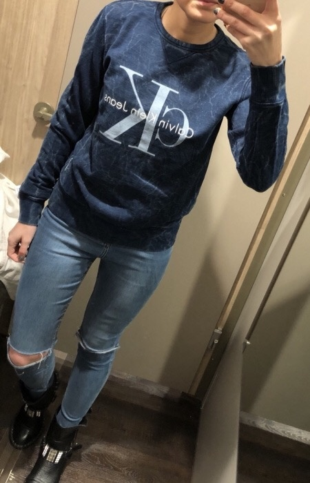 Bluza Calvin Klein S