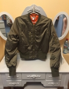 Nowa kurtka bomberka khaki...