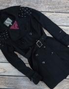 Wełniany płaszcz Bandorela