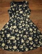 Sukienka floral S M...