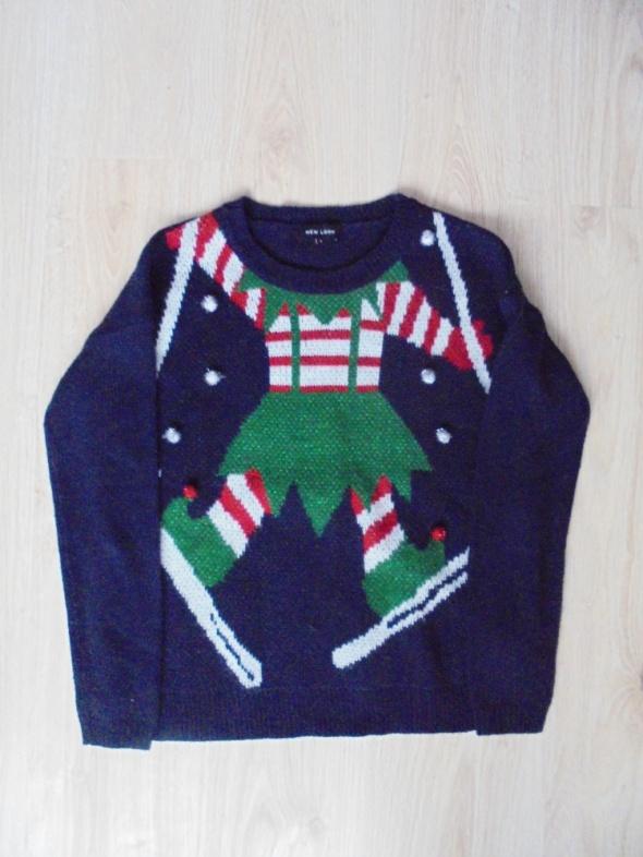 sweterek świąteczny s