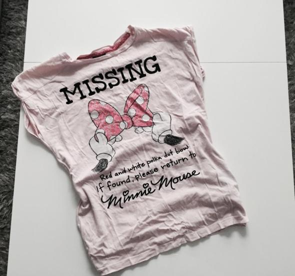 Koszulki rózowa koszulka mickey House