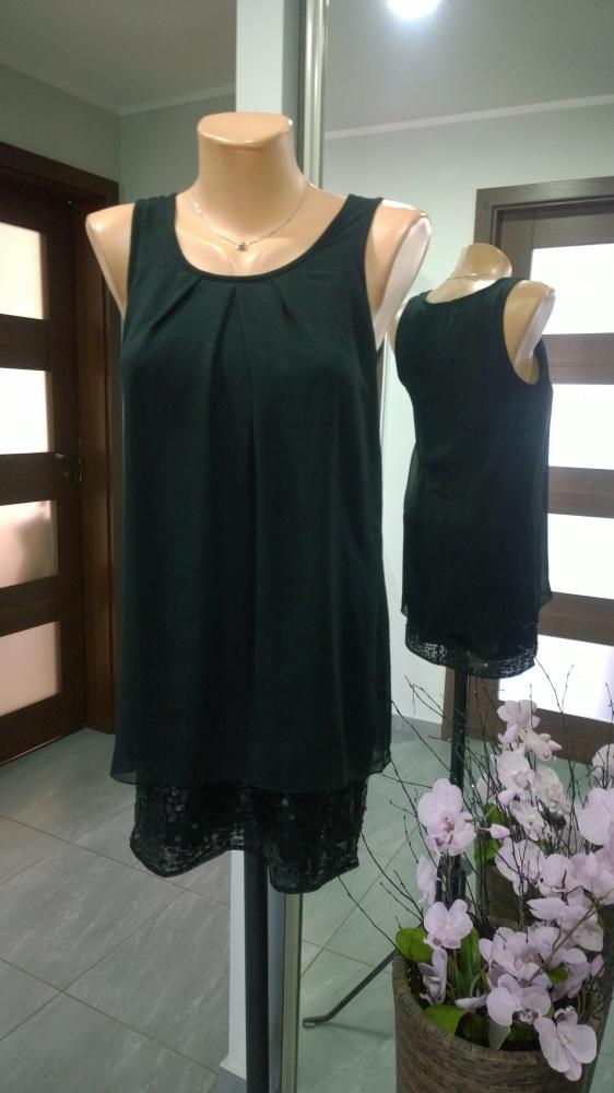 sukienka tunika XS S