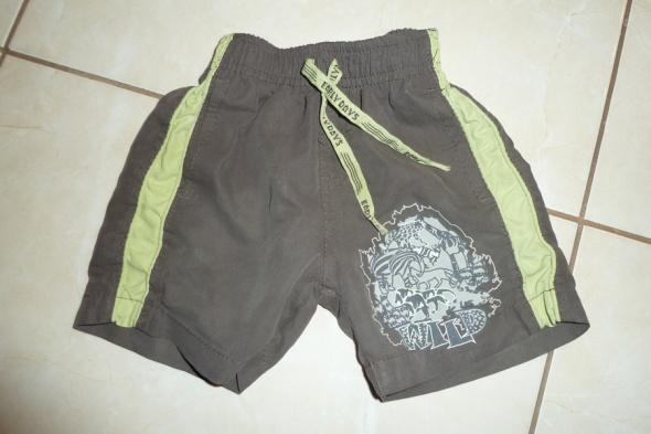 Spodnie i spodenki spodenki Early days 80