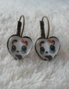 Kolczyki Little Pet Shop panda wybór zapięcia...
