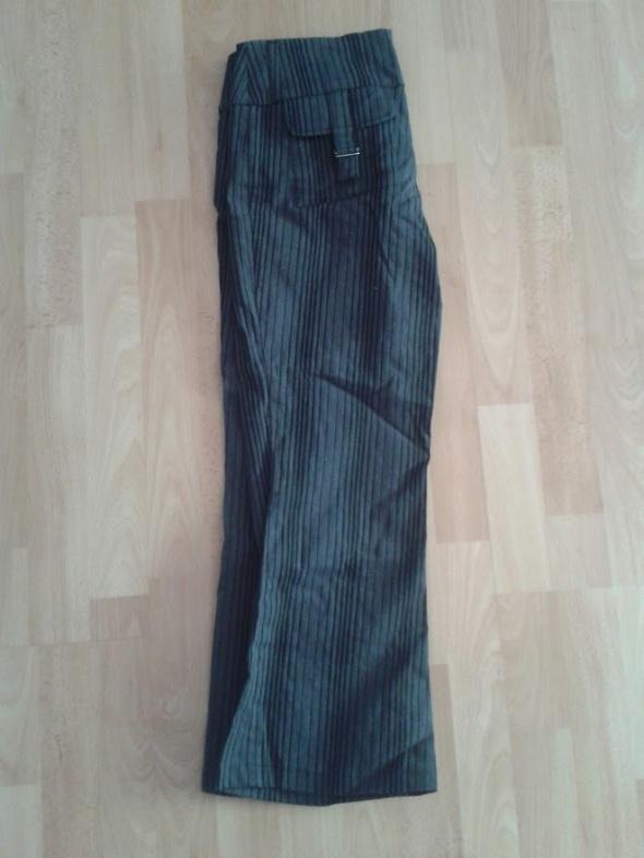 spodnie Orsay w prążki