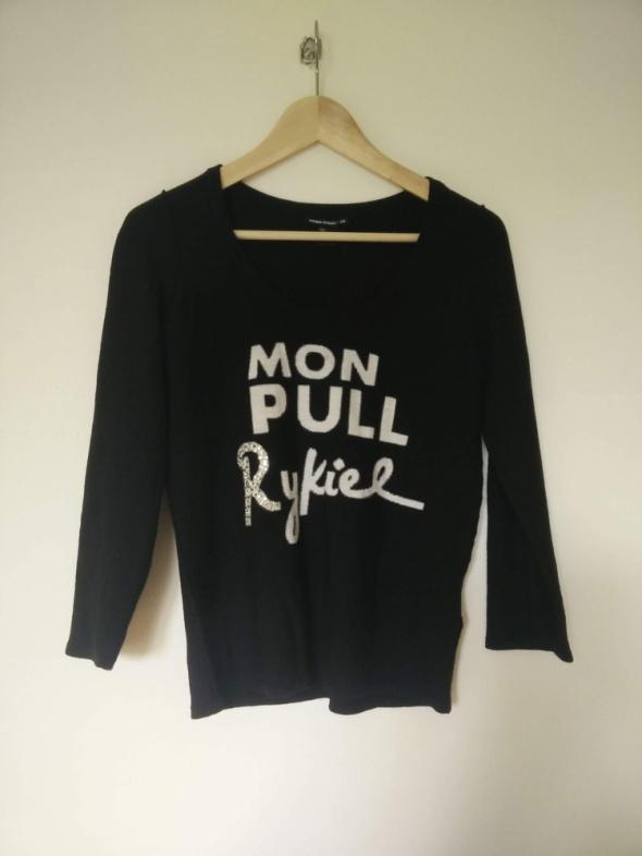 Czarny sweterek z kolekcji Sonia Rykiel dla H&M