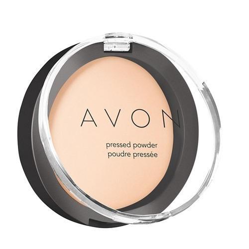 Puder prasowany odcień cool Avon...