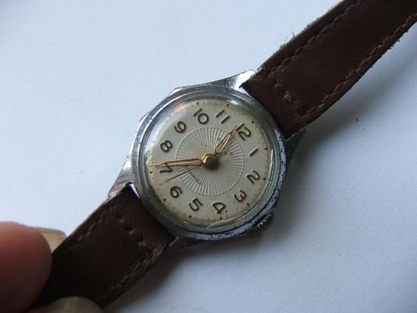 stary mechaniczny zegarek cccp viesna unikaltowy