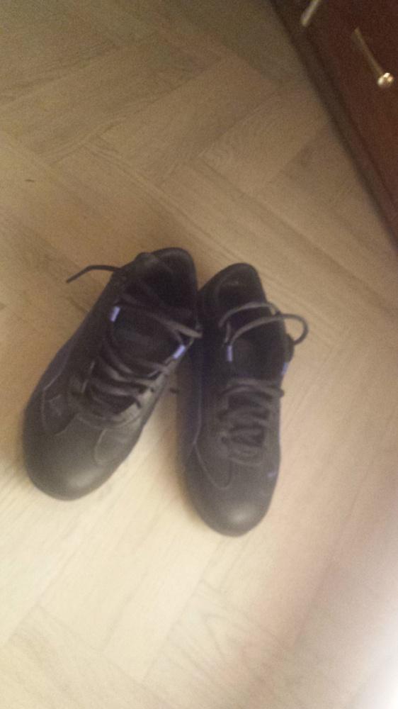 Czarne buty sportowe PUMA...