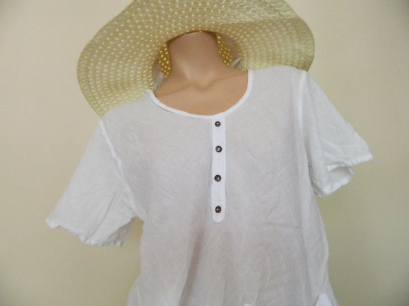biała bluzka Monnari oversize M L
