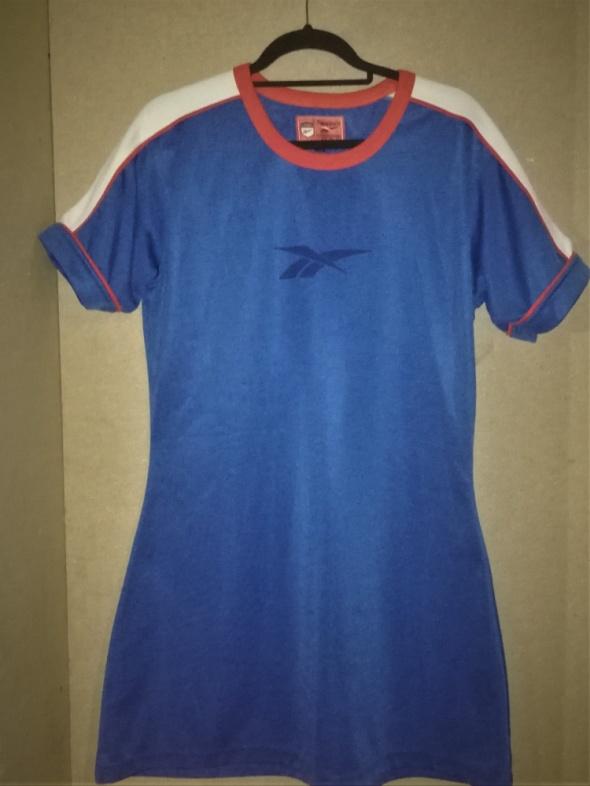 Reebok Vintage retro sportowa sukienka mini 42 44