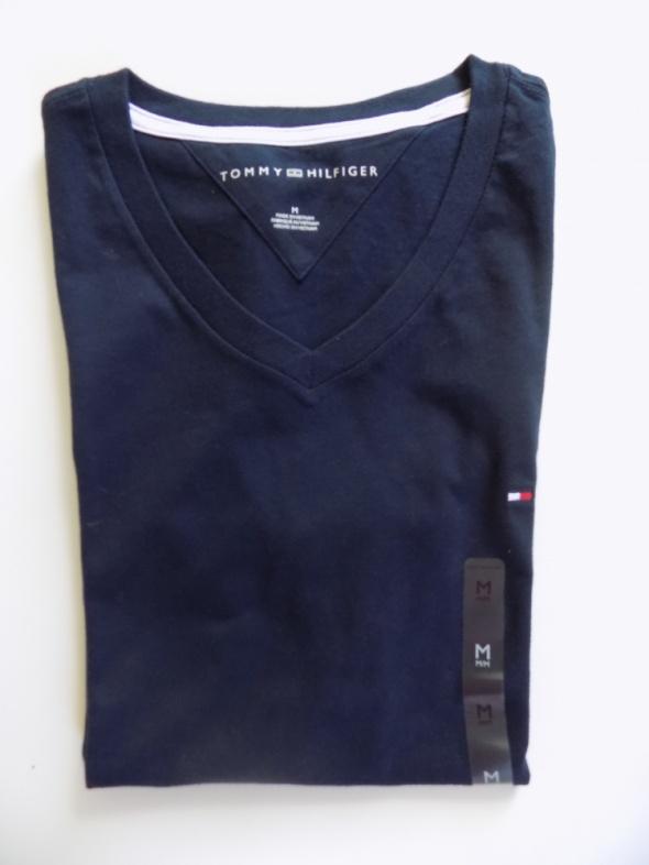 Klasyczny Tshirt Tommy Hilfiger