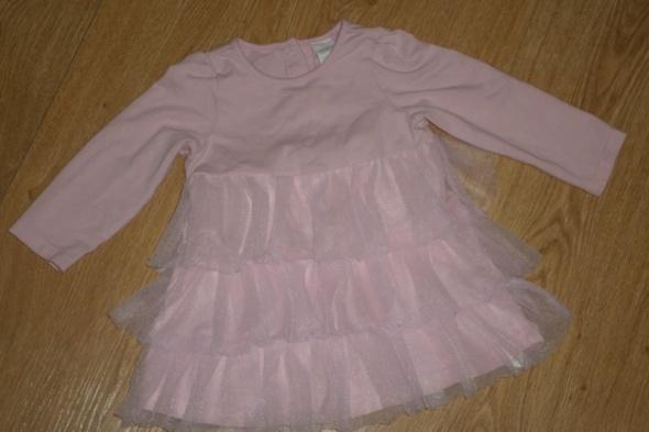 rozm 74 H&M sukieneczka wyjsciowa tiul