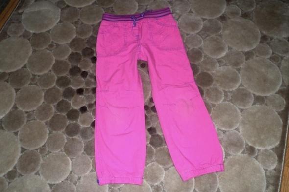 rozm 122 COOL CLUB cienkie spodnie wiosna lato