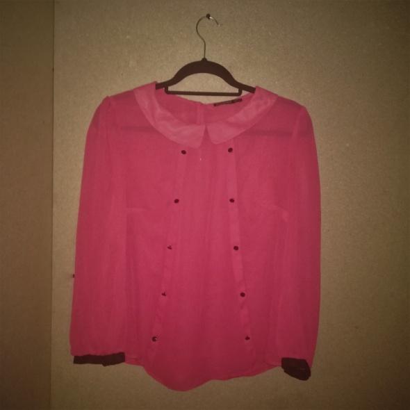 Atmosphere Różowa koszula mgiełka 42