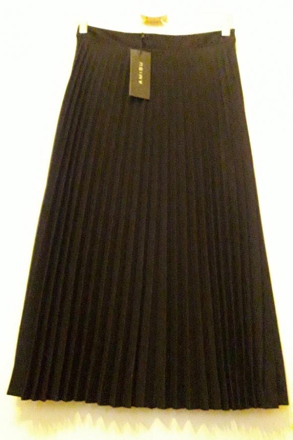 New Yorker Spódnica midi plisowana nowa z metką...