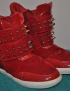 Buty na koturnie Sneakersy 37...