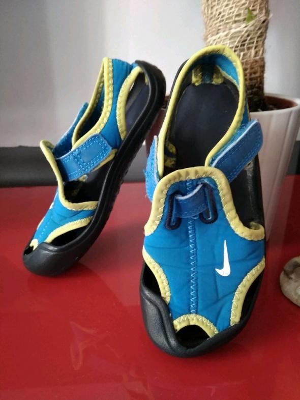sandały sandałki Nike dziecięce 27